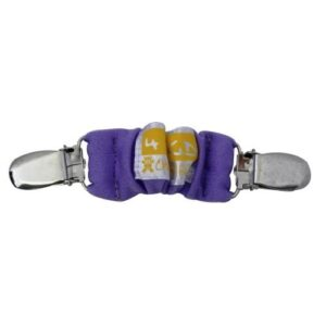 4aKid Car Strap Clip - Purple