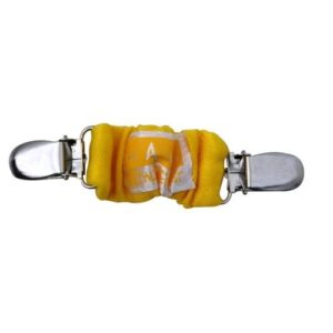 4aKid Car Strap Clip - Yellow