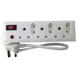 Alphacell Multiplug - 6-way with Switch
