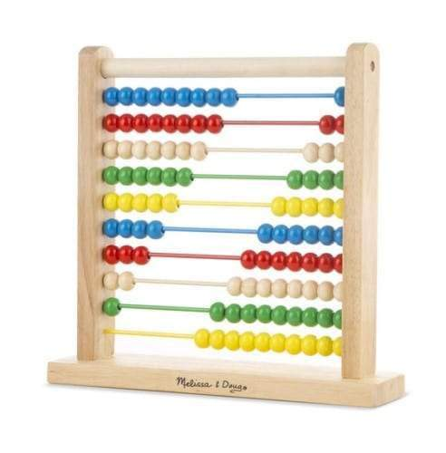 Melissa & Doug - Abacus Classic Wooden Toy