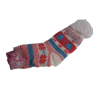 Adult Indoor Socks - Assorted Colours