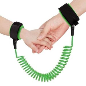 Anti-Lost Wrist Link - Green