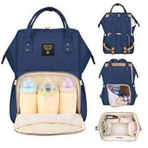 Backpack Baby Bag - Navy