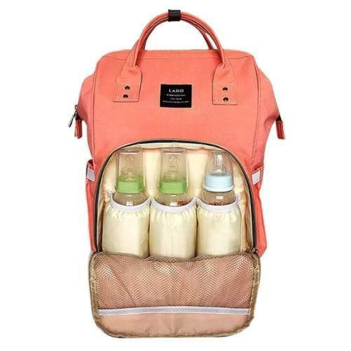 Backpack Baby Bag - Peach