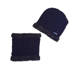 Beanie and Scarf Set - Assorted Colours