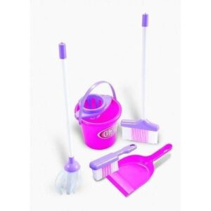 Toy Cleaning Play Set