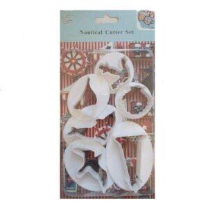 Cookie Cutter Set - Nautical