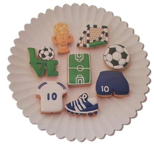 Cookie Cutter Set - Soccer