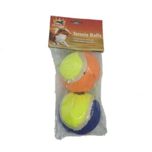 Dog Tennis Balls (2pc)