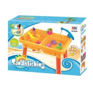 Double Play Sand & Water Table
