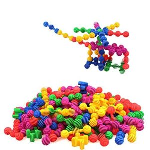 Educational Interlocking Building Links - Round Balls