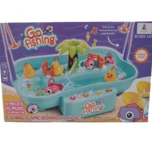 Go Fish Water Game