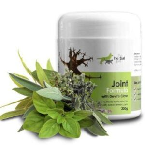 Herbal Pet Joint Formula for Healthy Joints