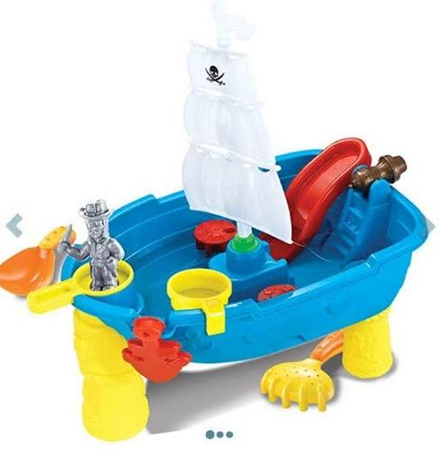 Pirate Boat Sand & Water Table