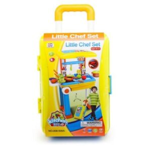 Little Kitchen Chef Set