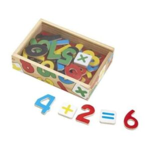 Melissa & Doug - Magnetic Wooden Numbers