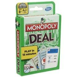 Monopoly Deal Card Game - 110 Cards