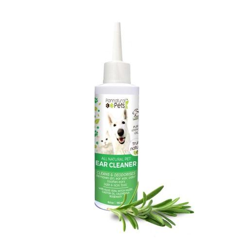 Natura Pets - Ear Cleanser for Dogs and Cats