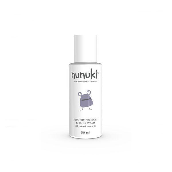 Nunuki - Nurturing Hair & Body Wash 50ml