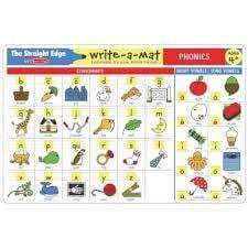 Melissa & Doug Color-A-Mat - Phonics