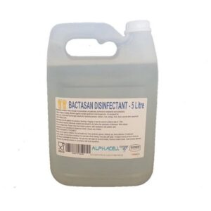 SABS & NRCS-Approved Bactasan Disinfectant - 5L