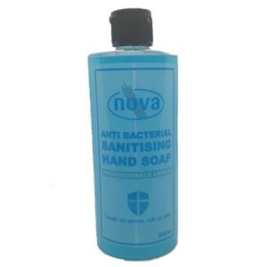 SABS-Approved Nova Anti-Bacterial Sanitizing Liquid Hand Soap - 500ml