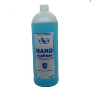 Bundle of 4 x SABS-Approved Nova Hand Sanitizer - 1L