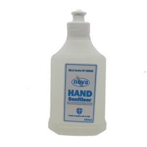Bundle of 4 x SABS-Approved Nova Hand Sanitizer - 250ml