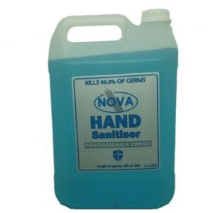 Bundle of 2 x SABS-Approved Nova Hand Sanitizer - 5L