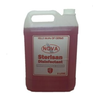 SABS-Approved Nova Sterisan Disinfectant - 5 Litre