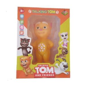 Small Talking Tom CAT Doll - Yellow