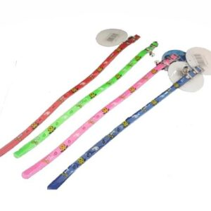 Small Dog Collar with Bell - Assorted Colours