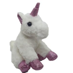 Sparkly Plush Unicorn - Assorted Colours
