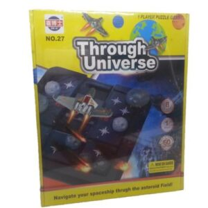 Through Universe Asteroid Puzzle Game