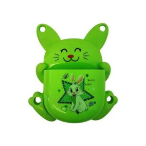Bunny Toothbrush Holder - Green