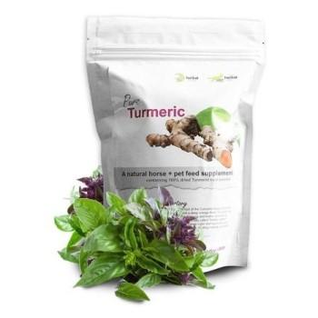The Herbal Pet - Turmeric Root Powder Supplement for Pets