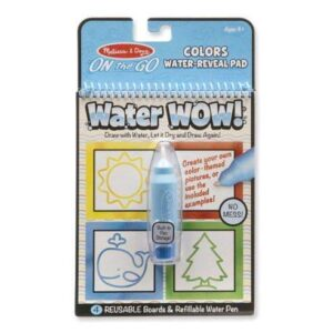 Melissa & Doug - Water Wow! Colours & Shapes