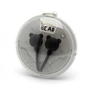 Yookie Bear Earphones - Assorted Colours