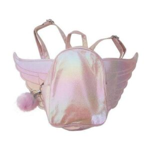 Angel Wings MINI Backpack - Pink