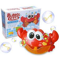 Bubble Crab Toy