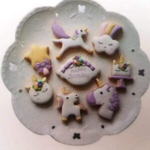 Cookie Cutter Set - Unicorn
