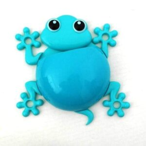 Gecko Toothbrush Holder - Blue
