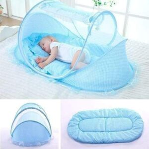 Large Baby Sleeping Tent - Blue
