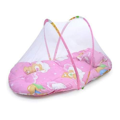 Small Baby Sleeping Tent - Pink