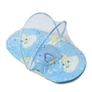Small Baby Sleeping Tent - Blue