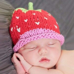 Huggalugs Beanie - Very Berry 2-6yrs